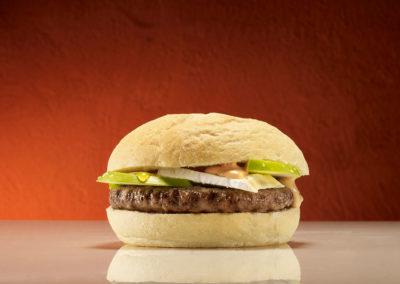 Franse Beefburger